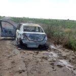 Policiales: se incendió auto en Maciel y su conductora sufrió quemaduras en el 70% del cuerpo
